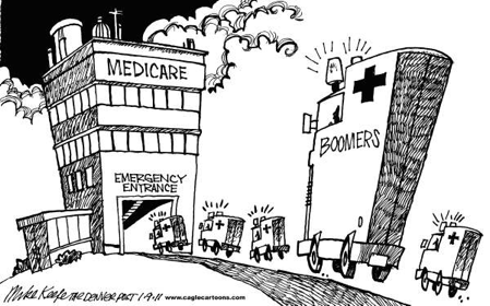3 costly mistakes baby boomers make with Medicare