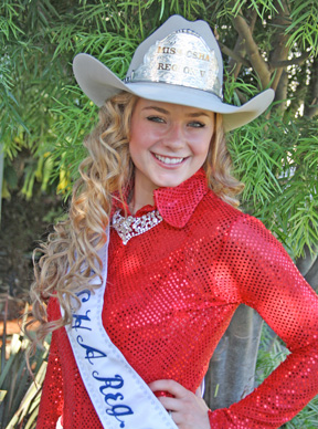 Region 5's 2016 Miss CSHA Kate Sorel