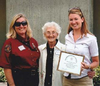 2007 Scholarship Winner Camille White Knopf