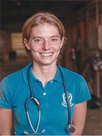 2013 Scholarship Winner Jessica Morgan