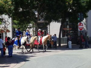 Salinas Rodeo Parade