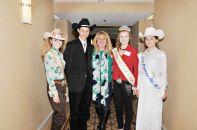 Miss CSHA - McKensey Middleton CSHA Ambassador - Philip McCabe Royalty Program Chair - Suzan Cunningham Region 18 Miss CSHA - Cody Foster Little Miss 2013 - Mary Homicz CSHA Convention