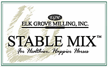 Elk Grove Milling, Inc. - Stable Mix - For Happier, Healthier Horses