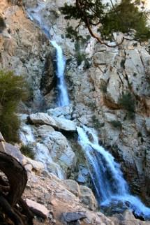 Big Falls Forest Falls California