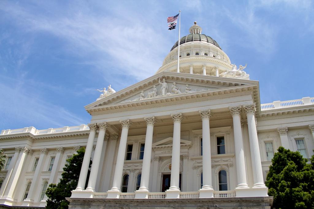 California Highway Patrol Prepares For Possible Unrest Jan 20, 2021 At California Capitol