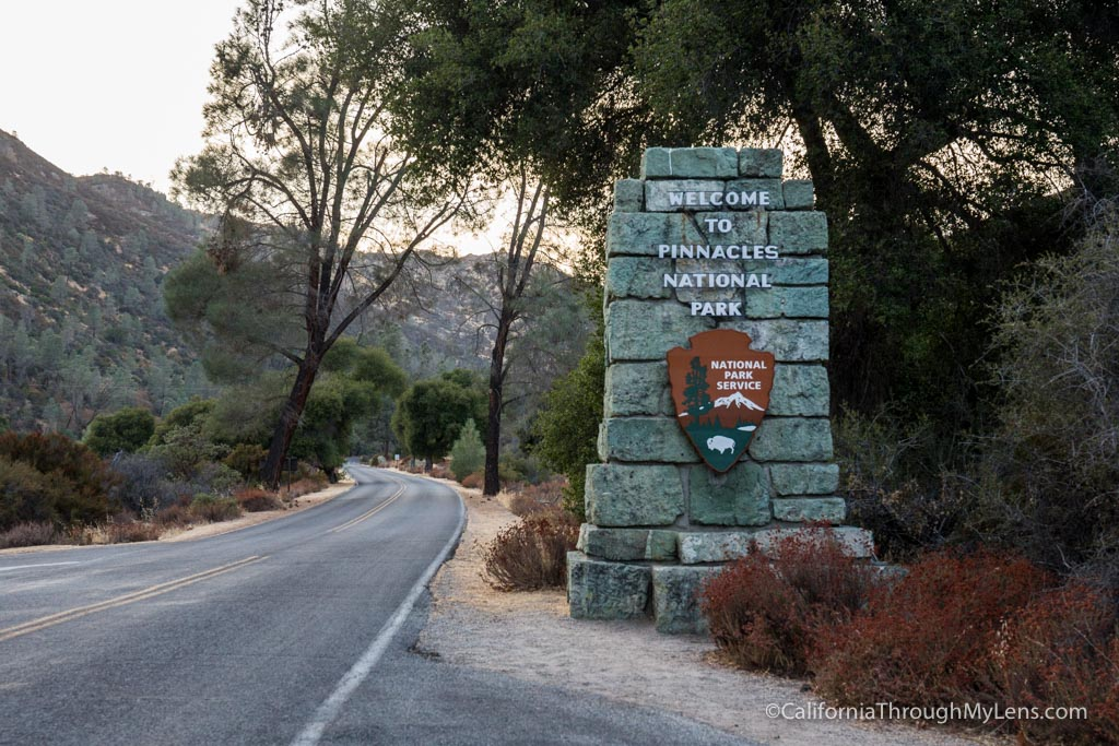Pinnacles National Park Guide Caves High Peaks And