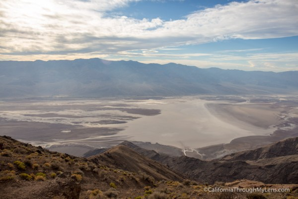 Dantes View Death Valleys Best Viewpoint California