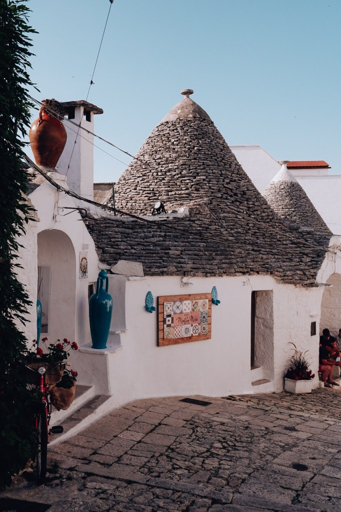 road trip to Alberobello