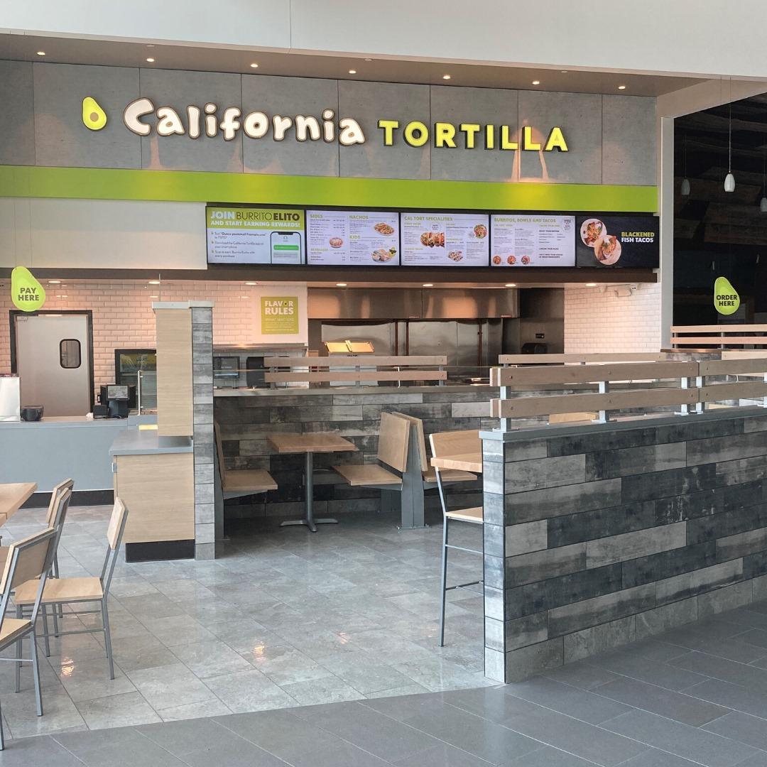 now open at kop mall california tortilla
