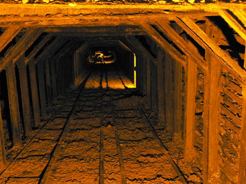 The Empire Mine is a California Landmark