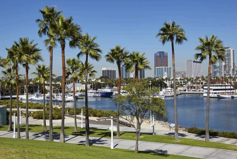 Long Beach is an up and coming Southern California Destination