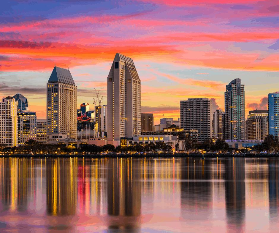 San Diego is one of the best weekend getaways in Southern California