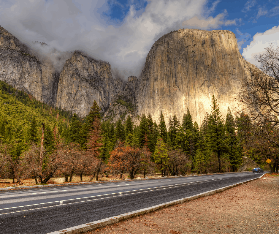 Yosemite in One Day- what to see and do