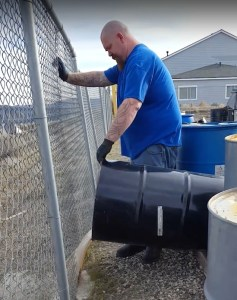 Dumping toxic waste might be a trespass