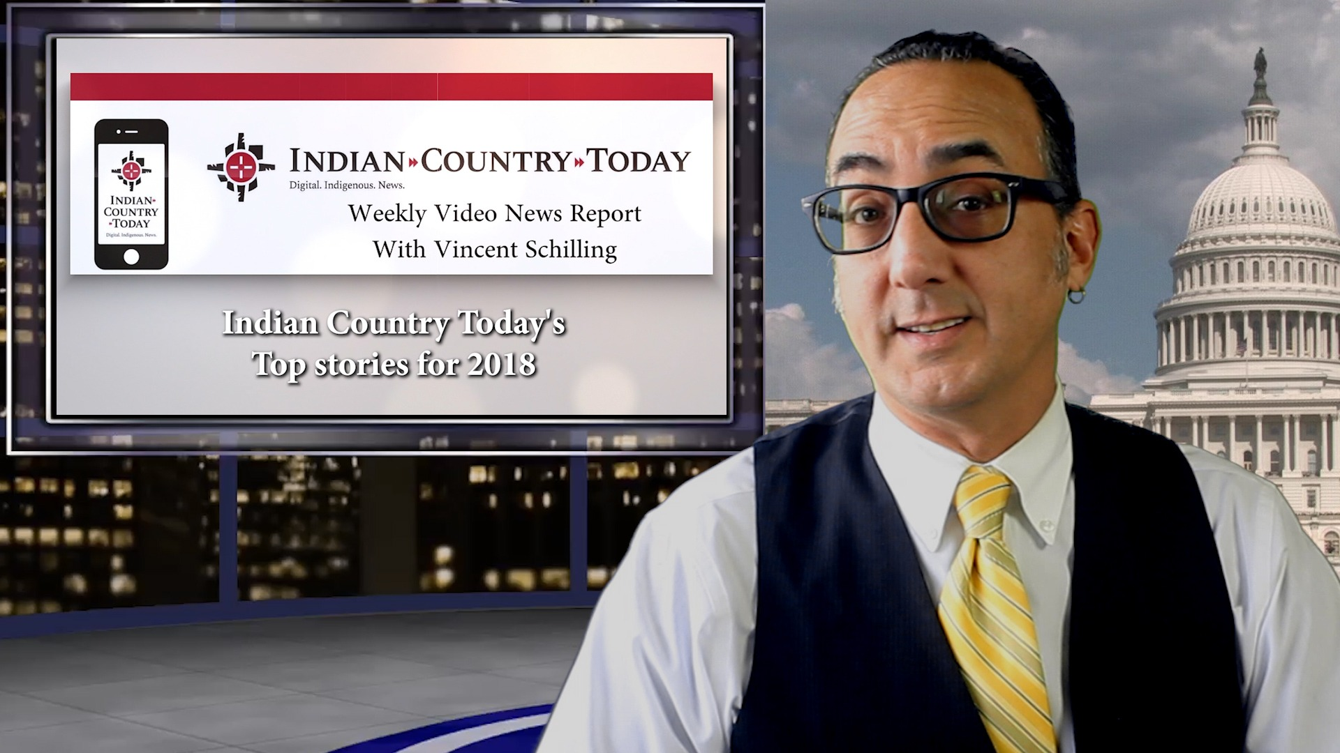 The most comprehensive list of stories of interest within Indian Country - CVMT