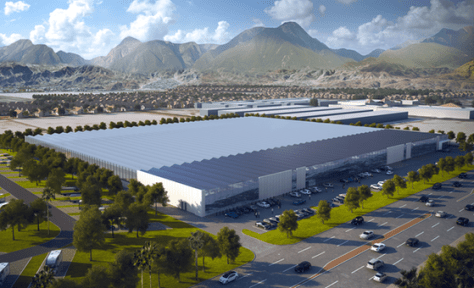 $54 Million Cannabis Facility Approved for Cathedral City, California