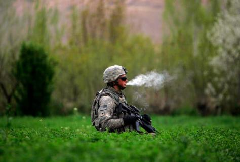 US Army Easing Cannabis Rules | The California Weed Blog