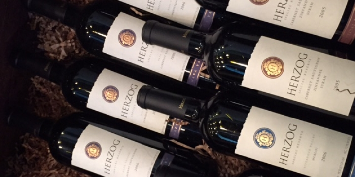Herzog Wine Bottles