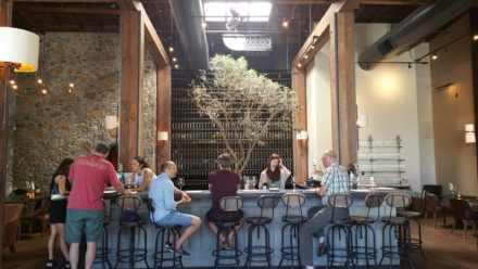 pangloss tasting room
