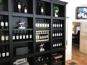 happy canyon vineyard tasting room