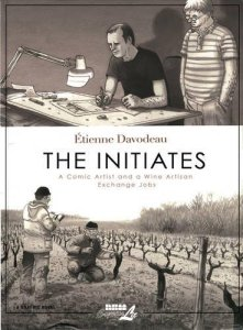 the initiates wine book