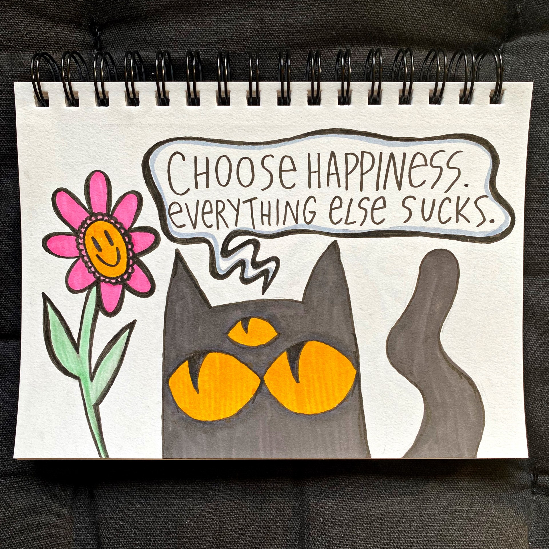 choose happiness california witchcraft