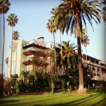 Beverly Hills Hotel & Bungalows Kalifornien.se
