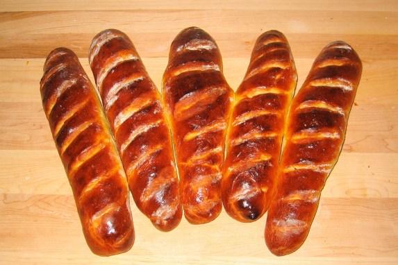 Le pain viennois.