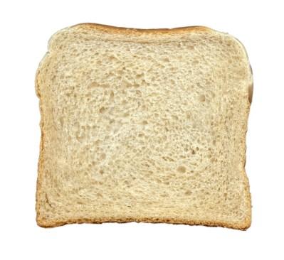 Le pain de mie, souvent utilisé pour les toasts.