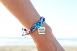 Shannon Michelle CaliGirlGetsFit Strong is Beautiful Bracelets-9218