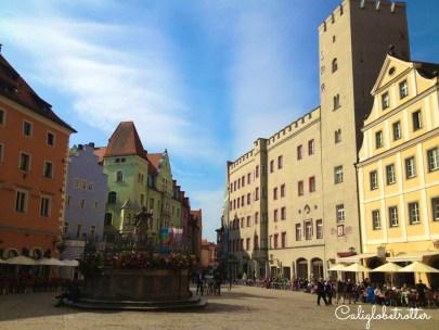 Regensburg, Bavaria, Germany - California Globetrotter