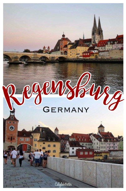 The Historic town of Regensburg - California Globetrotter
