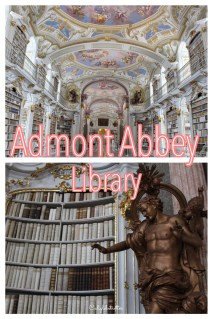 Admont Abbey, Austria - California Globetrotter