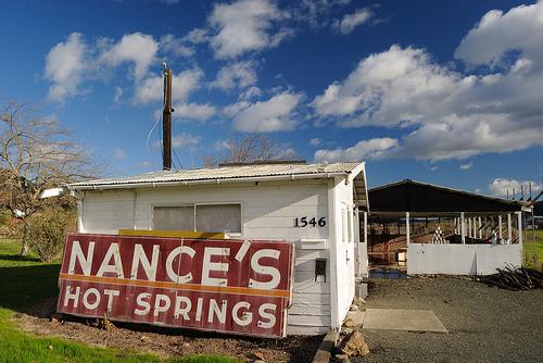 Nance's Hot Spring Resort