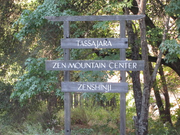 Tassajara Zen Mountain Center and Hot Springs