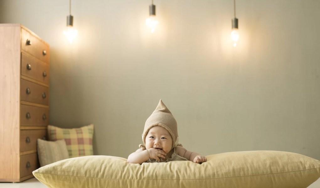 bébé coussin support de tête voiture