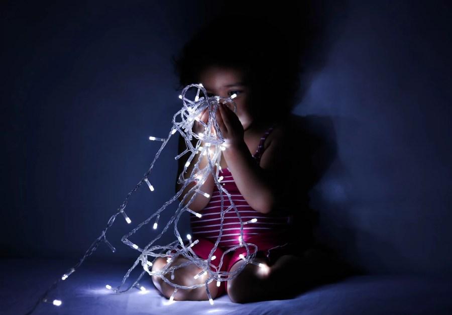 veilleuse lumineuse bébé