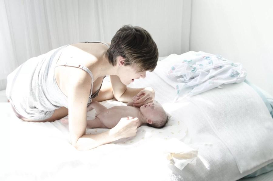 mère bébé trisomie 21