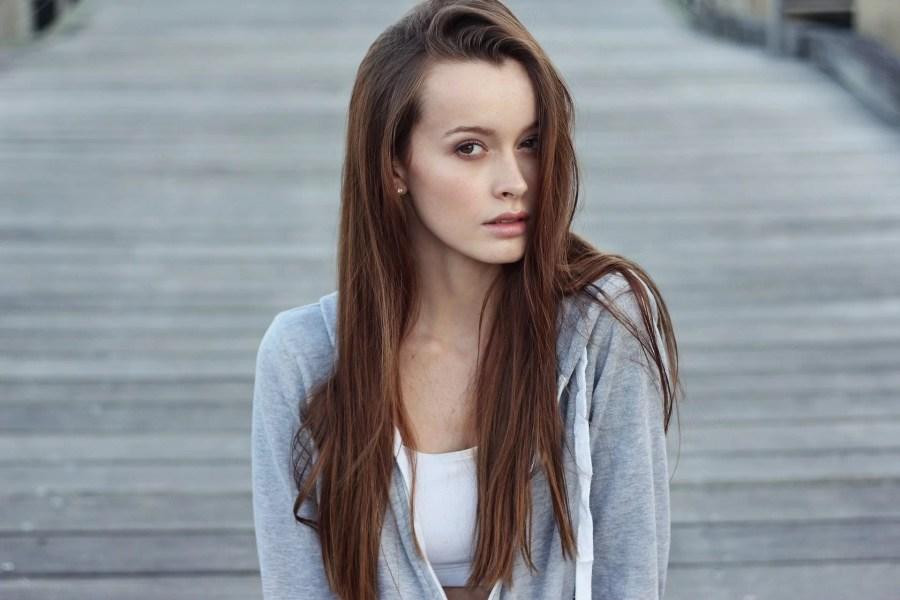 cheveux lisses kardoun