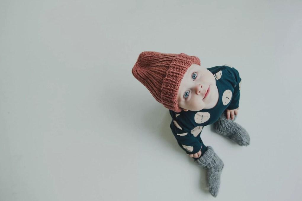 bonnet hiver bebe : combien de temps mettre bonnet nourrisson