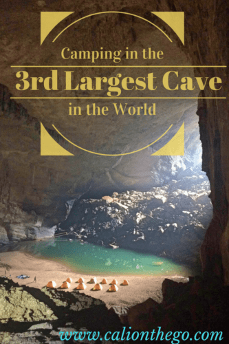 A can't-miss experience when in Phong Nha, Vietnam. Trek, camp, and explore Hang En cave, the third largest in the world. One of a kind experience!