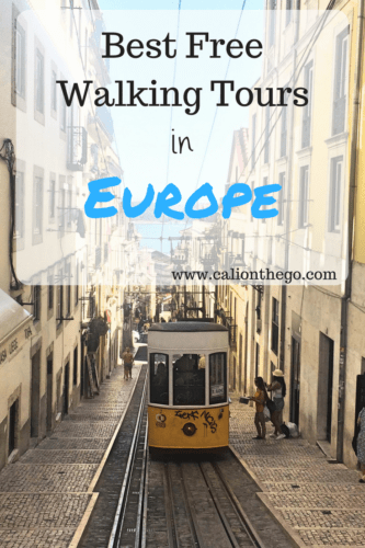 Of all of the free walking tours I have taken across Europe, these four remained memorable long after leaving the city. Learn why!
