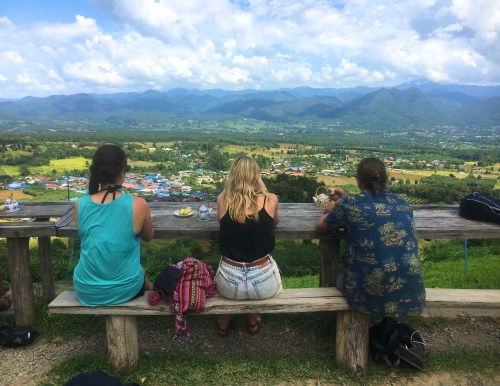 View in Pai