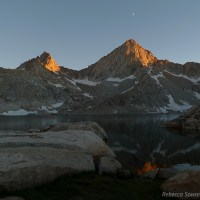 Mineral King Loop: Timber Gap, Five Lakes Basin, Sawtooth Pass