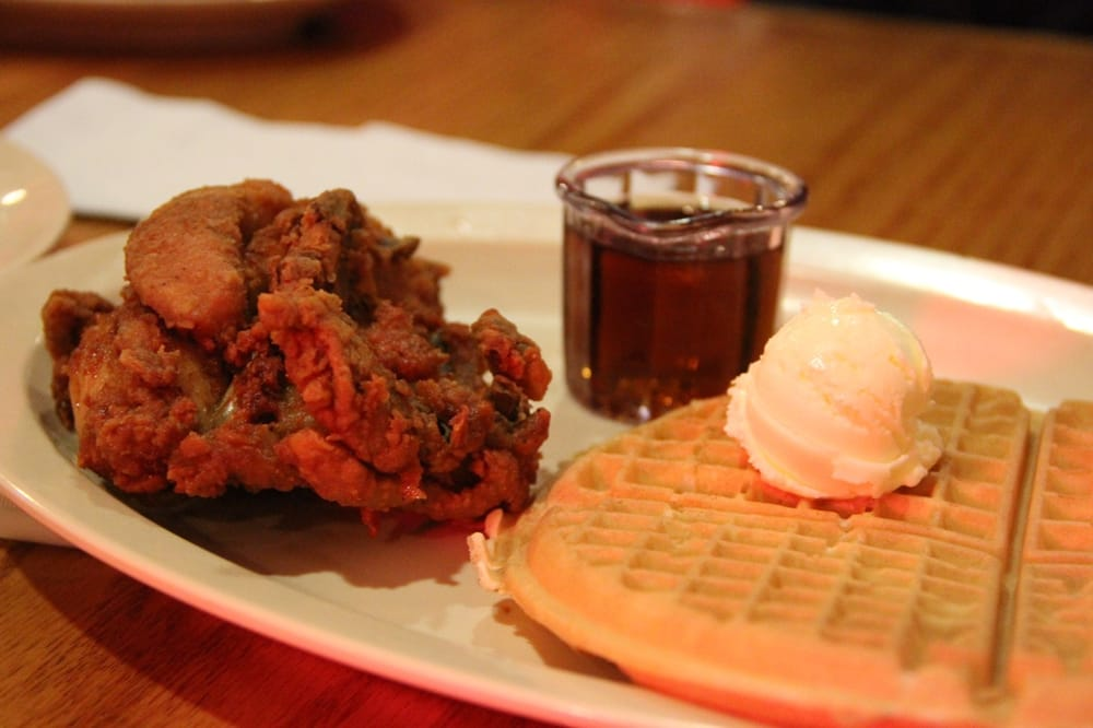 Roscoe's Home of Chicken and Waffles - Los Angeles