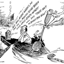 Calisphere: Dr. Seuss Political Cartoons