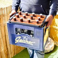 Einfacher Bierkuchen für den Vatertag - Grill Cool Box
