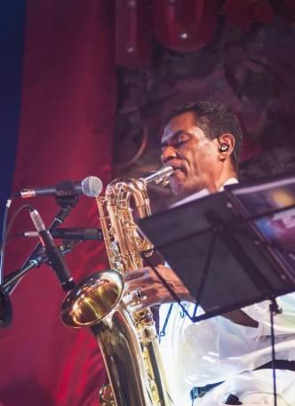 Tarry Garces, músico