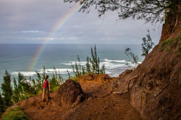 Kauai Na Pali Coast Kalalau Trail Hanakapiai Falls Calitrails