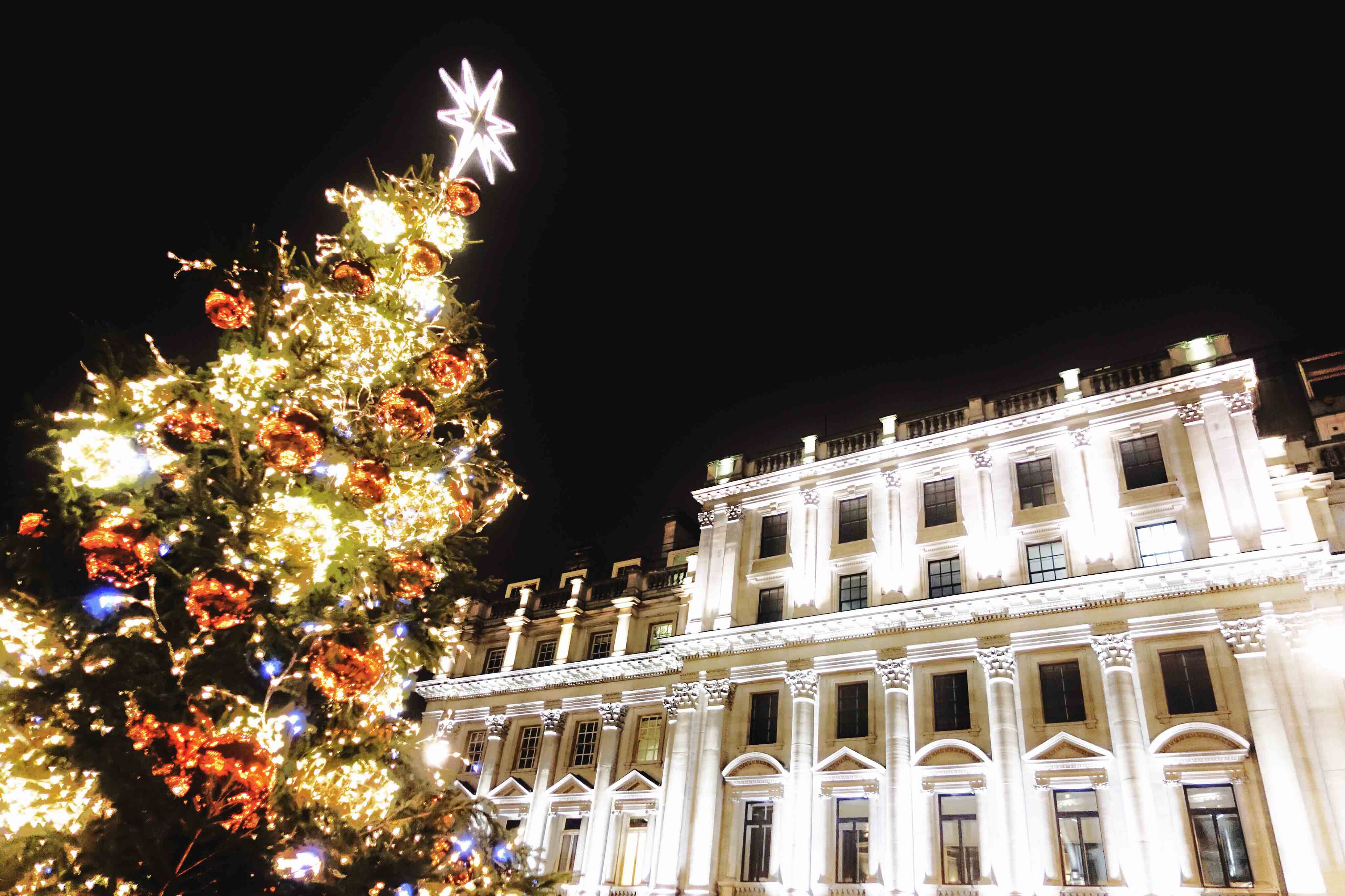 Christmas and New Year in London, Barcelona, and Paris – Part 1